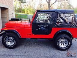 cj jeep for sale cj7 jeep wrangler rock crawler amc