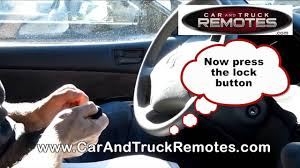 toyota car and remotes toyota camry replacement remote programming 2000 2006