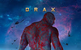 drax from guardians galaxy full hd wallpaper and background