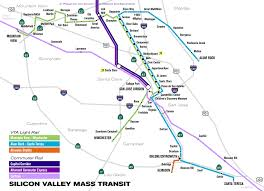 Bart Berryessa Extension Map by Vta Light Rail U2013 Wikipedia