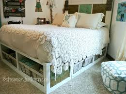 Pottery Barn Chesterfield Bed Queen Bed Frame With Storage Pottery Barn Frame Decorations