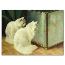 Invitation Note Cards Artful Cats Boxed Note Cards Blank For Greetings Thank Yous