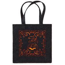 Hello Kitty Halloween Basket peanuts snoopy halloween fabric tote bag handbags u0026 purses