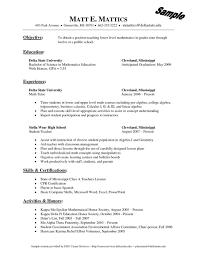 Resume Of Nanny Nanny Resume Examples Resume Peppapp