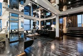 celebrity home gyms get the look celebrity london penthouse sa decor design
