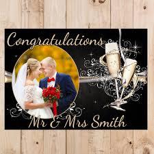wedding engagement congratulations personalised wedding engagement congratulations party photo banner
