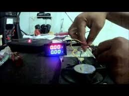 dc 4 5 30v 0 50a dual led digital volt meter ammeter voltage amp