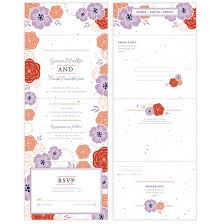Seal And Send Wedding Invitations Bloom Seal And Send Invitation Seal And Send Wedding Invitations