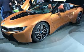tesla roadster 2019 2019 bmw i8 roadster it u0027s here and it u0027s beautiful the car guide