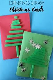 easy kid made christmas cards christmas cards washi tape and washi