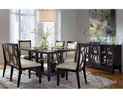 Formal Dining Table by Najarian Formal Dining Set W Rectangle Wood Table Planet Na Pl7set