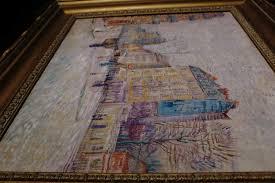 Van Gogh Museum Floor Plan by Van Gogh Museum Edition In Edmonton Katrina Olson