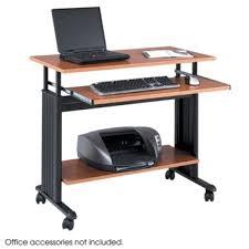 Adjustable Computer Desks with Adjustable Height Desk Shop For An Adjustable Desk At Nbf Com