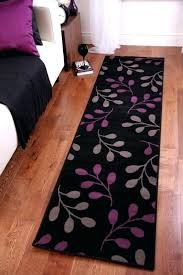 Purple Runner Rugs Colorful Rugs Runner Fancy Purple Rug Collection In Mauve Best