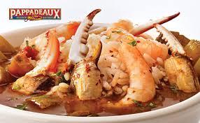 pappadeaux seafood kitchen menu pappadeaux