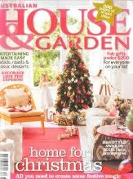 Australian House And Garden Christmas Decorations - press colonial coast design manly beach colonial coast design