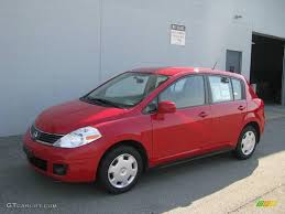 2007 red alert nissan versa s 11053546 gtcarlot com car color