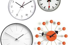 Best Wall Clock Top 10 Wall Clocks Apartment Therapy