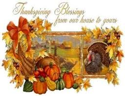thanksgiving blessings from our house to yours pictures photos