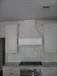 kitchen stacked stone backsplash glass mosaic tile backsplash