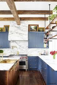 kitchen design brooklyn the blue kitchen in brooklyn decker s texas farmhouse