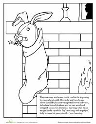 tikki tikki tembo worksheets the velveteen rabbit part 1 worksheets literacy worksheets and