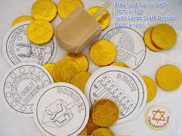 buy dreidel play gelt craft coloring coins pack of 50