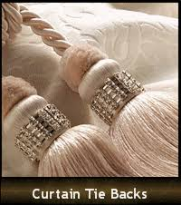 Where To Buy Curtain Tie Backs Tie Back And Trim Luxury Curtain Tassel Tie Backs And