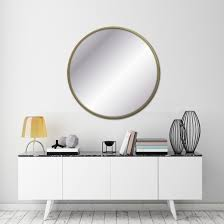 Where Can I Buy Bathroom Mirrors by Round Decorative Wall Mirror Brass Project 62 Target