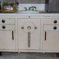 Crosley Steel Kitchen Cabinets by Metal Kitchen Cabinets Vintage Hungrylikekevin Com
