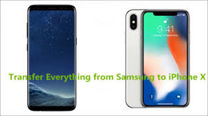 how to transfer everything from android to android how to transfer data from android to iphone 8 and iphone x