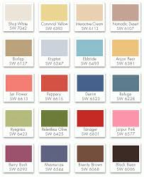 wall paint color palette cool paint color palette design