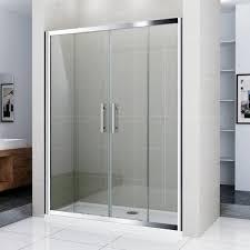 glastüren badezimmer moderne duschkabine für das badezimmer archzine net