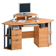 Cheap Home Office Furniture Furniture Minimalist Wooden Corner Computer Desk For Small Space