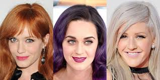 voted best hair dye best hair in america 2014 photos of celebrities with colored hair