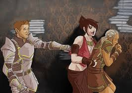 Dragon Age Meme - dragon age scary house reaction meme by budgies on deviantart