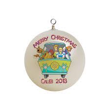 personalized scooby doo christmas ornament 2 kiddo ideas