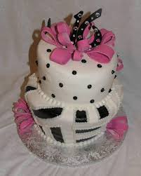 modern female birthday cake image inspiration of cake and