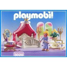 chambre playmobil playmobil 3020 la chambre princière achat et vente
