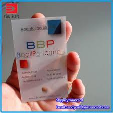 online get cheap transparent business cards price aliexpress com
