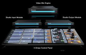 Studio System Newtek Debuts First Ever Production System Designed Specifically