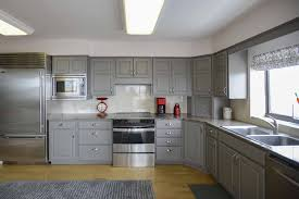 Painted Kitchens Cabinets Painting Kitchen Cabinets White Denver Paint Contractor