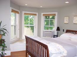 White Bedroom Brown Furniture Bedroom Captivating Bay Window On White Bedroom Decor With Brown