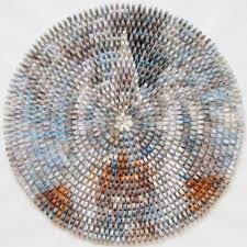 mylar shred shredded impressions pauline galiana