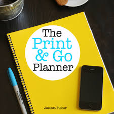 your own planner household planner revealed a few free downloads