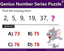 math puzzles pics story
