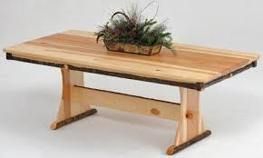 rustic log trundle bed woodland creek furniture