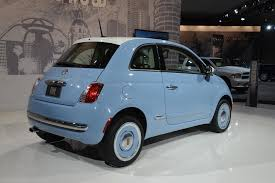 fiat 500 edition spec embarrassing fiat 500 vintage 57 edition is actually