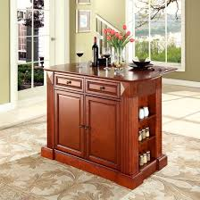 drop leaf kitchen island drop leaf breakfast bar kitchen island crosley target