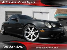 2003 mercedes benz cl500 ft myers sfl for sale in fort myers fl